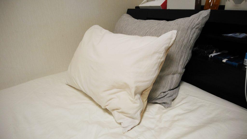 みつむじ11月枕