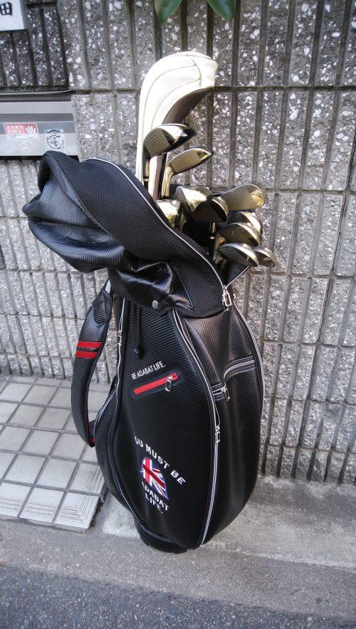 みつむじ11月ゴルフクラブ