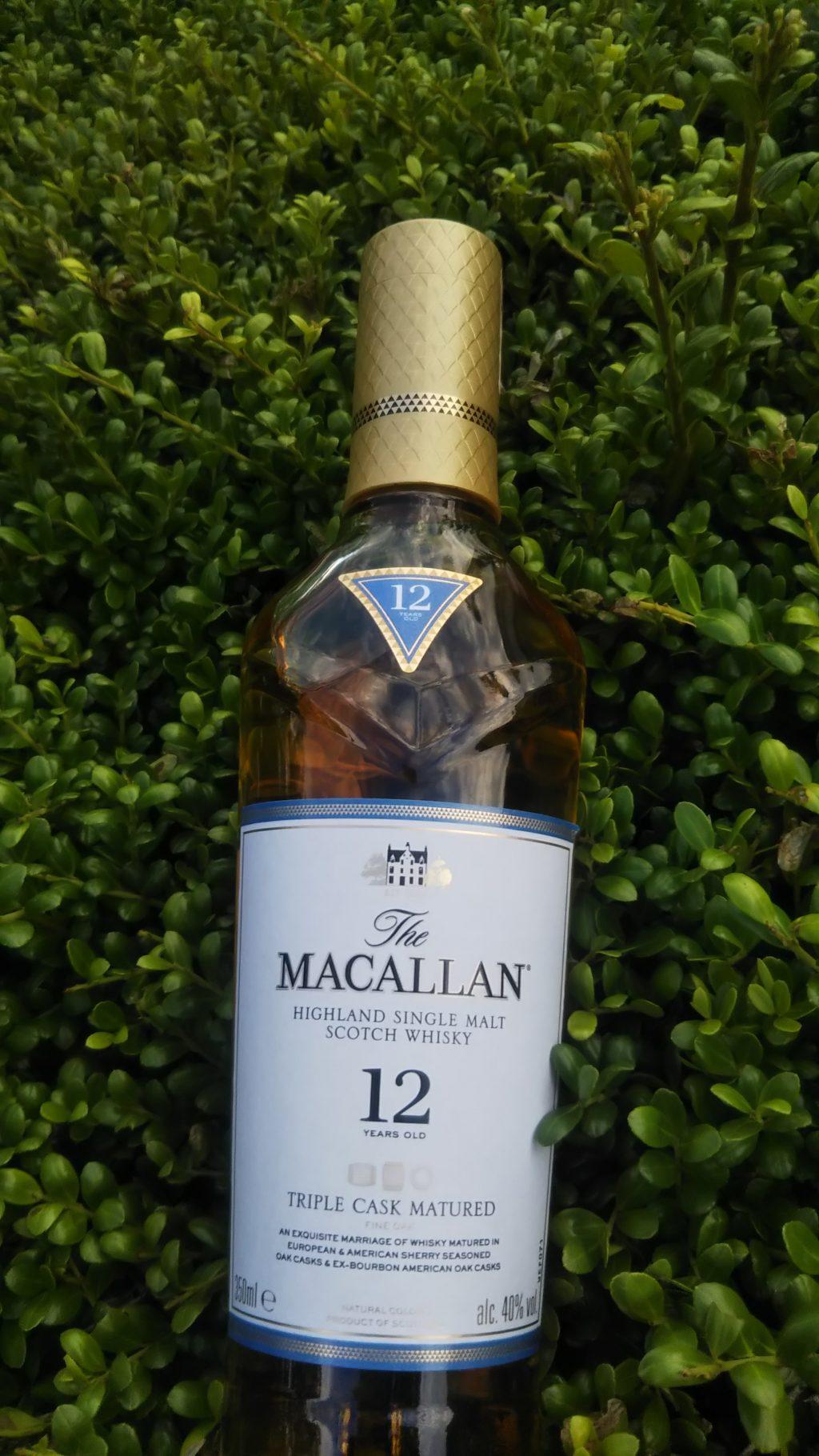 ウィスキー ・MACALLAN  スコットランドウィスキー